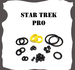 Stern Star Trek PRO Rubber Kit