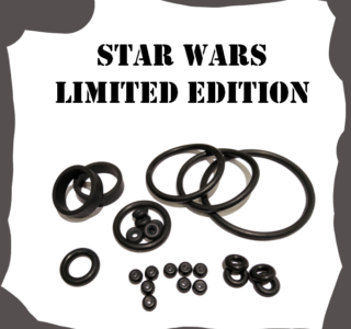 Stern Star Wars Limited Edition Rubber Kit