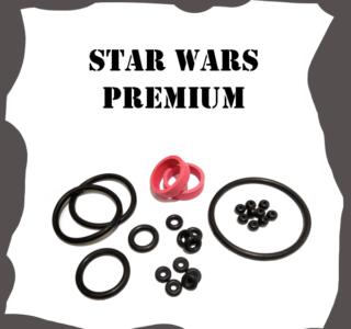 Stern StarWars PREMIUM Rubber Kit