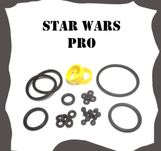 Stern Star Wars PRO Rubber Kit for Pinball
