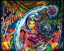 Bally/Midway Cirqus Voltaire 1997 Pinball Machine