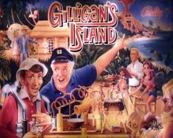 Bally/Midway Gilligan's Island 1991 Pinball Machine