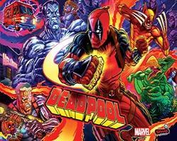 Stern Deadpool 2018 Pinball Machine