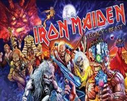 Stern Iron Maiden 2018 Pinball Machine