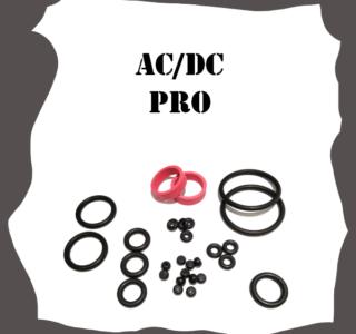 Stern ACDC PRO Rubber Kit