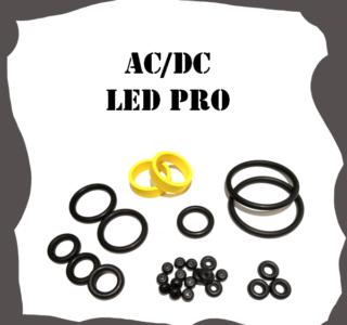 Stern ACDC PRO LED Rubber Kit