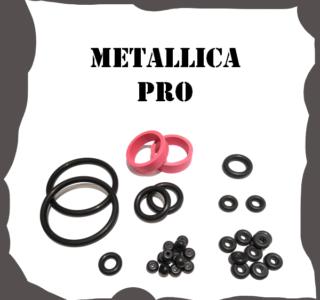 Stern Metallica PRO Rubber Kit