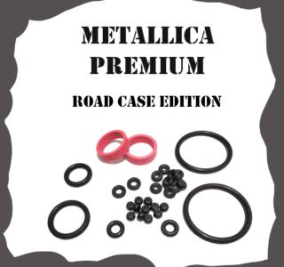 Stern Metallica Premium Road Case Edition Rubber Kit