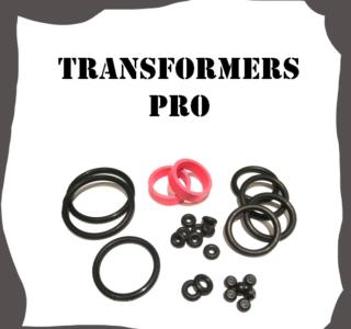 Stern Transformers PRO Rubber Kit
