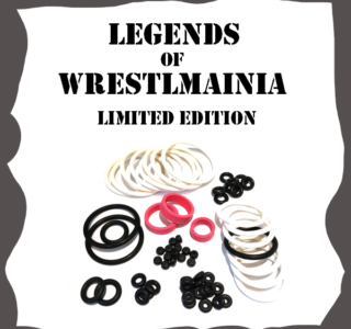 Legends of WrestleMania Limited Edition
