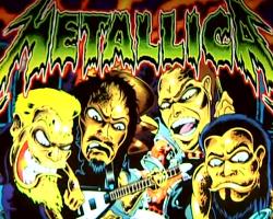 Stern Metallica Metallica  Pinball Machine
