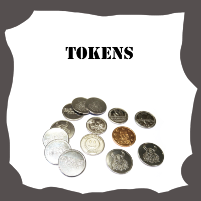 Your own tokens with logo