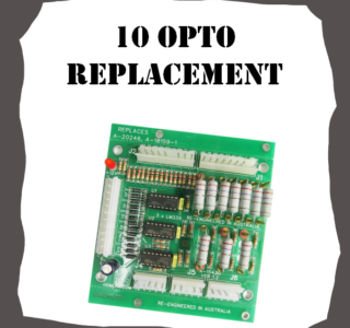 10 Opto Replacement board A-15430