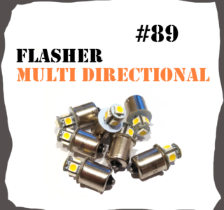 #89 Multi Directional LED