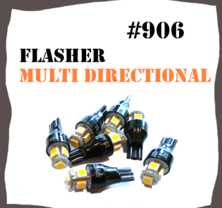 #906 Multi Directional Flasher