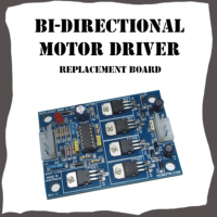 BI-Directional Motor Assembly board A-15680