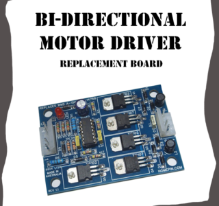BI-Directional Motor Assembly board A-15680