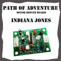 Bridge Driver Replacement Board Williams Indiana Jones - A-15946