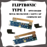 Fliptronics Type 1 Opto Board complete set