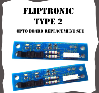 Fliptronic Type 2 Opto board replacement set