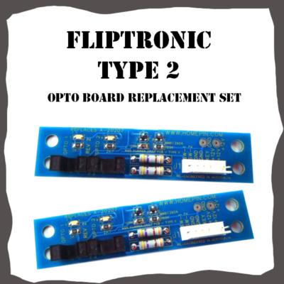 Fliptronic Type 2 Opto board replacement set