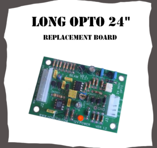 "Long Opto 24"" replacement board"