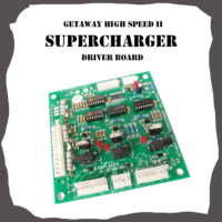 Williams Getaway HSII Supercharger Driver board