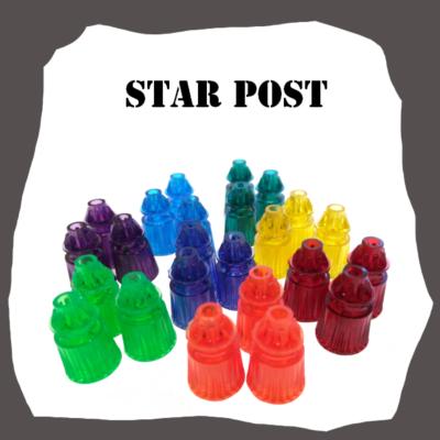 Star Posts Scandinavian Pinball Factory