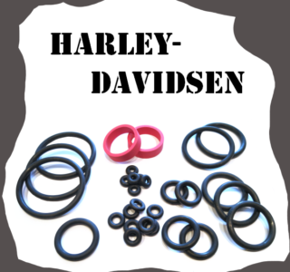 Bally/Midway Harley-Davidsen Rubber Kit