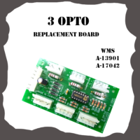3 Opto Replacement board A-1309 A-17042