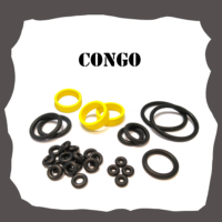 Williams Congo Rubber Kit for Pinball Machine