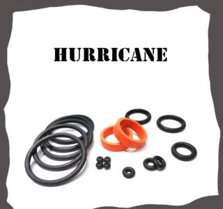 Williams Hurricane Rubber Kit