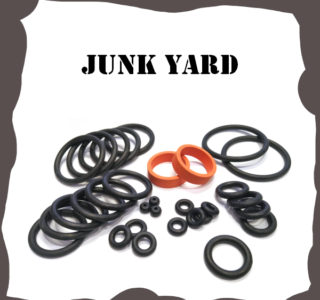 Williams Junk Yard Rubber Kit for Pinball Machine