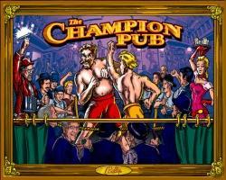 Bally/Midway The Champion Pub Pinball Machine 1998