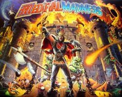 Williams Medieval Madness  Pinball Machine 1997