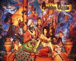 Williams Tales of the Arabian Nights Pinball Machine 1996