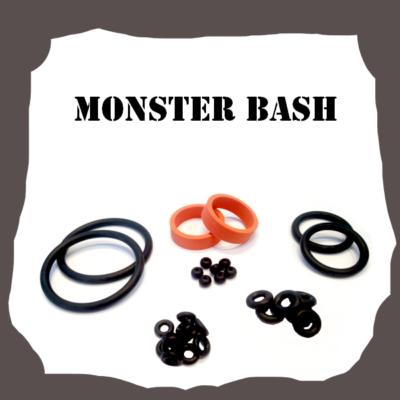 Williams Monster Bash Rubber Kit
