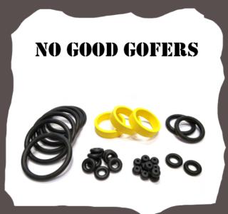 Williams No Good Gofers Rubber Kit