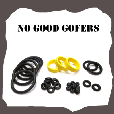 Williams No Good Gofers Rubber Kit