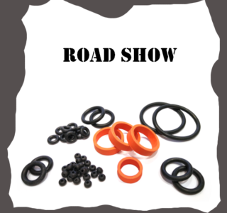 Williams Road Show Rubber Kit