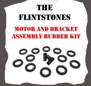 Williams The Flintstones Motor and Bracket Assembly Rubber Kit