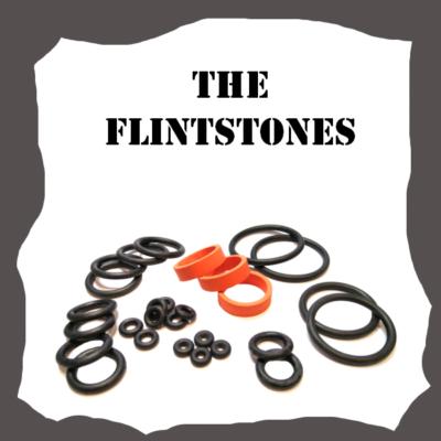Williams The Flintstones Rubber Kit