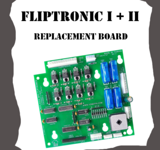 Fliptronic 1 and 2 Replacement Board