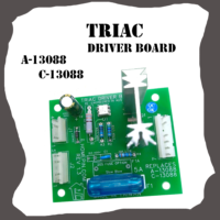 Triac Driver Board A-13088 C-13088