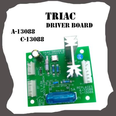 Triac Driver Board A-13088 C-13088