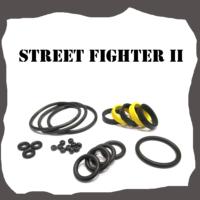 Gottlieb Street Fighter II Rubber Kit